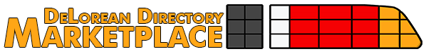 DeLorean Directory Marketplace